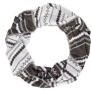 Keepin' Cozy Scarf-Dainty Dot